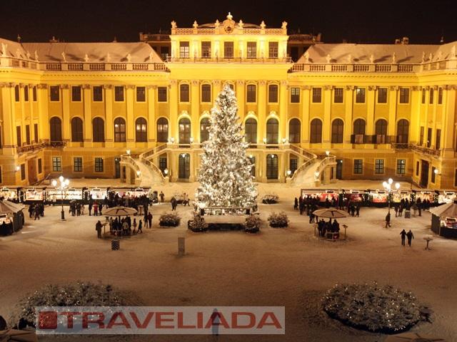 Jarmark Bożonarodzeniowy Wiedeń z noclegiem w Austrii HB
