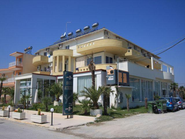 Wczasy autokarowe w Grecji - Paralia - Hotel Yakinthos***