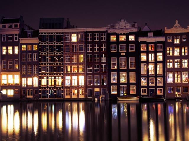 Wycieczka do Amsterdamu i Brukseli BB