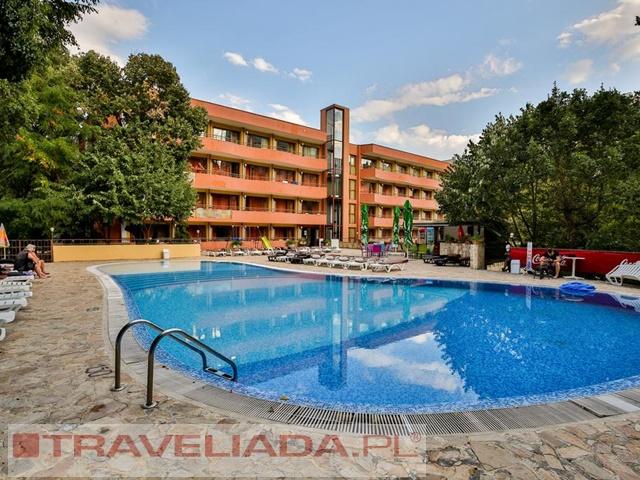 Wczasy w Bułgarii - Złote Piaski - Hotel Kamchia*** All inclusive