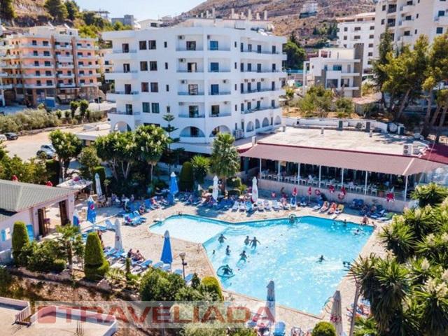 Hotel MEDITERRANE + Zwiedzanie