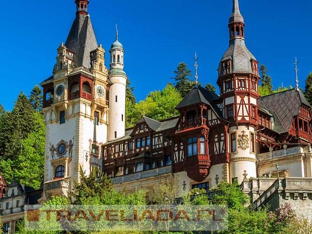 Rumunia - szlakiem hrabiego Drakuli