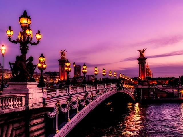 Paryż+Zamki nad Loarą