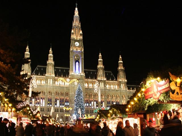 Sylwester 2020/2021 w Wiedniu