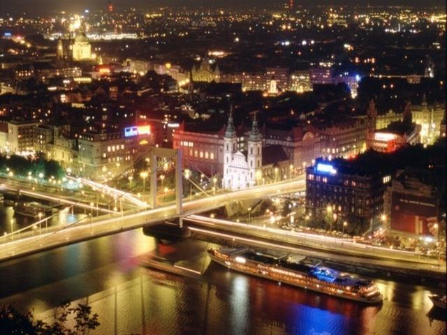 Sylwester Express - Budapeszt