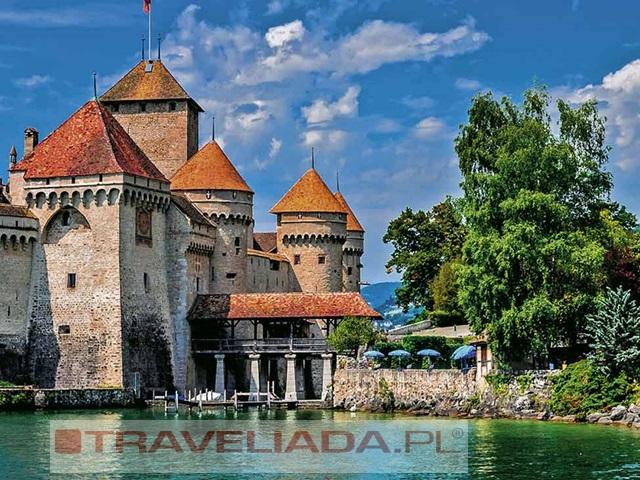 Szwajcaria - Sabaudia - Lichtenstein - Zamożna Helwecja Comfort