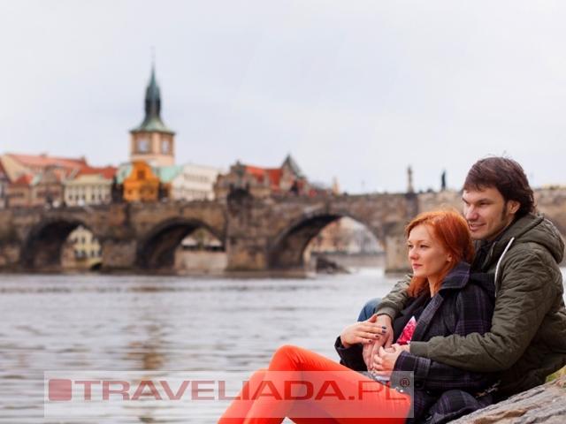 Praga - Walentynki