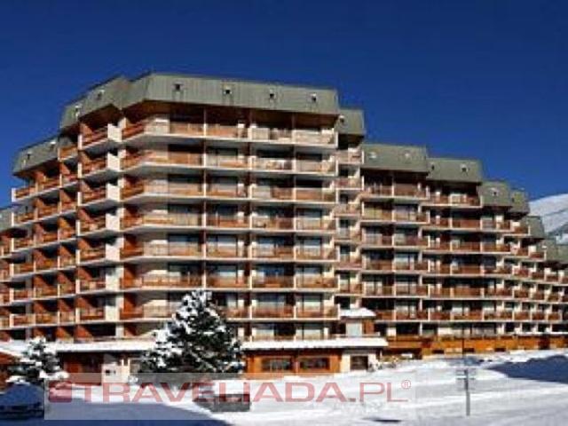 apartamenty Les 2 Alpes