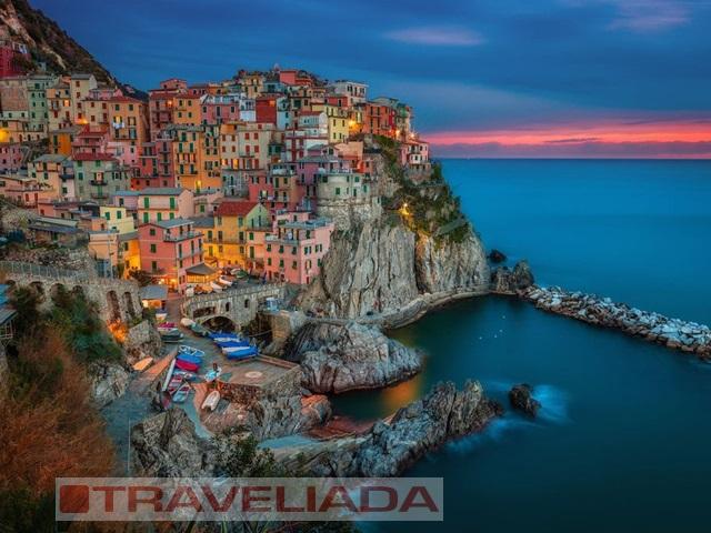 Liguria i Lazurowe Wybrzeże