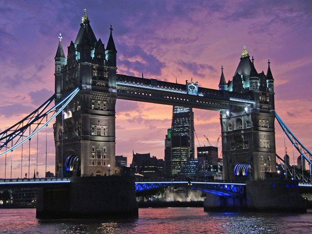 Londyn - serce Imperium Brytyjskiego