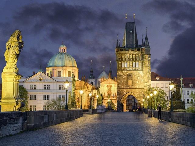 Praga - Noc Muzeów