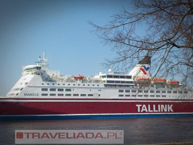 Sylwester na promie - Ryga, Sztokholm, Helsinki, Tallin (kabina bez okna) BB
