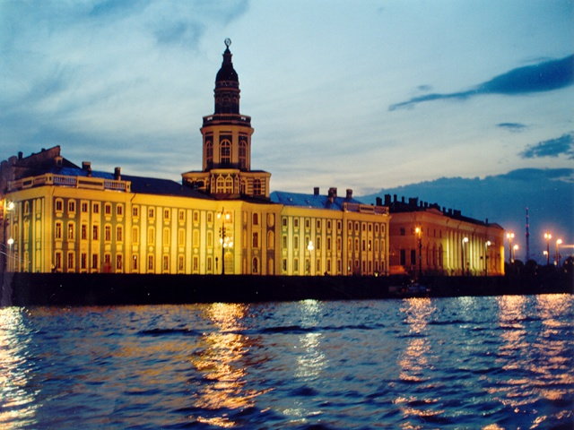 Wycieczka promem - Tallin, Petersburg, Ryga