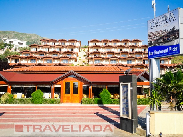 Hotel Olympia Village