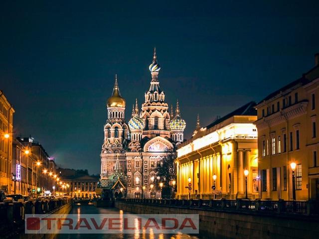 [PLATINUM] Sankt Petersburg i kraje bałt