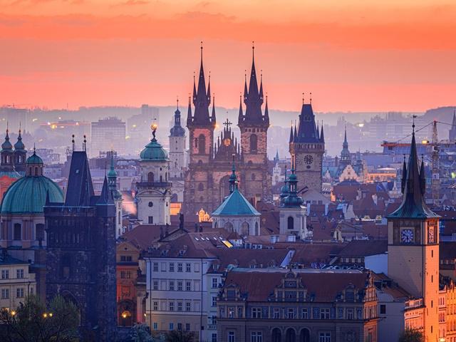 Jarmark Wielkanocny w Pradze z noclegiem BB