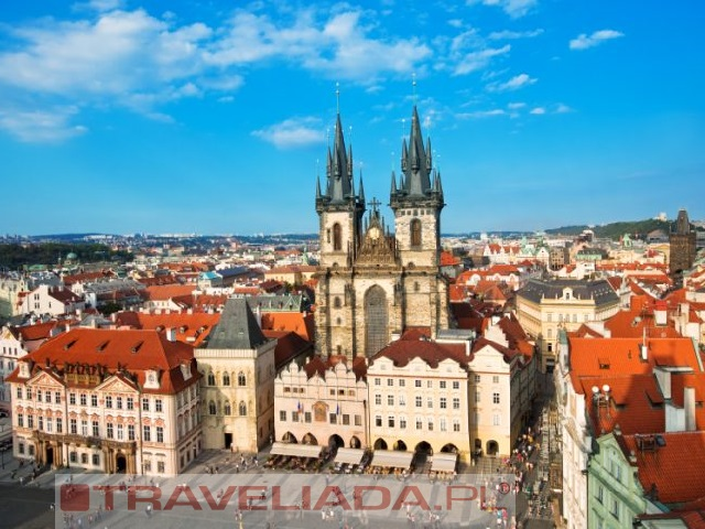 Weekend w Pradze z 1 noclegiem BB