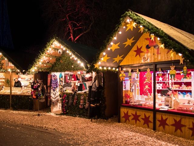 Wiedeń - Jarmark Bożonarodzeniowy