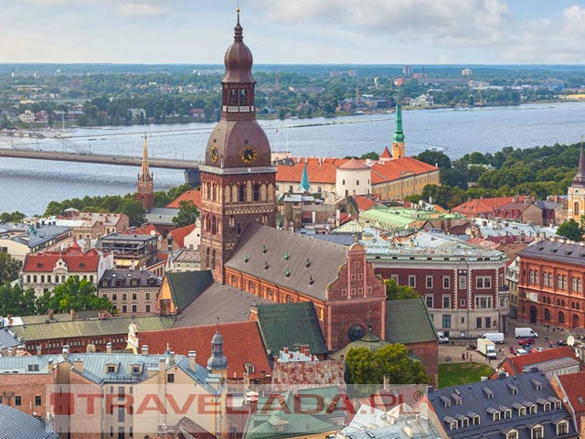 Petersburg - Ryga -Tallin - Wschodni zefir