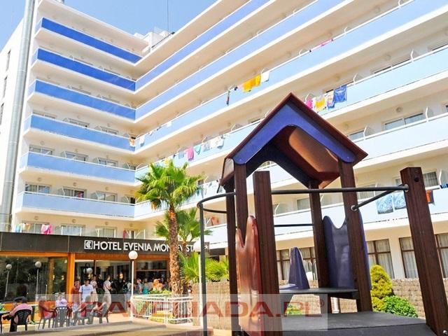 Hotel HAWAI MONTEVISTA opcja ALL INCL.