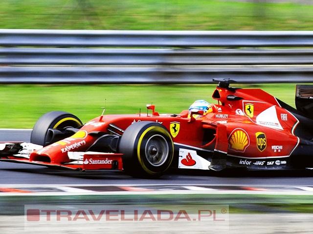 Grand Prix F1 z Kubicą w Barcelonie
