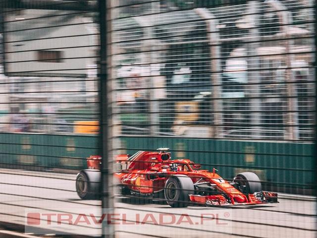Grand Prix F1 z Kubicą w Barcelonie + Pa