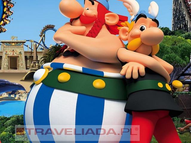 Paryz + Disneyland + Asterix i Oberix