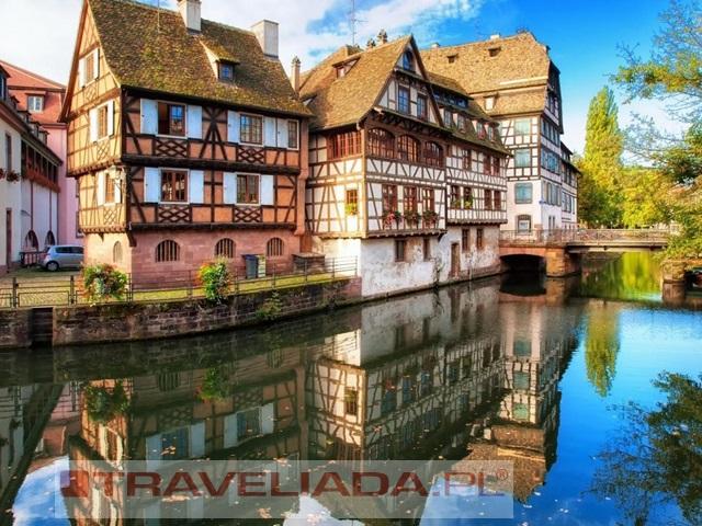 Colmar+Strasburg - Jarmark Wielkanocny