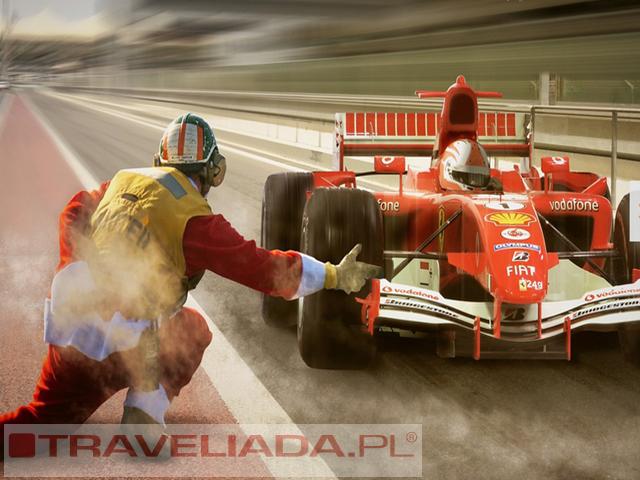 GP Hiszpanii Formula 1 Robert Kubica