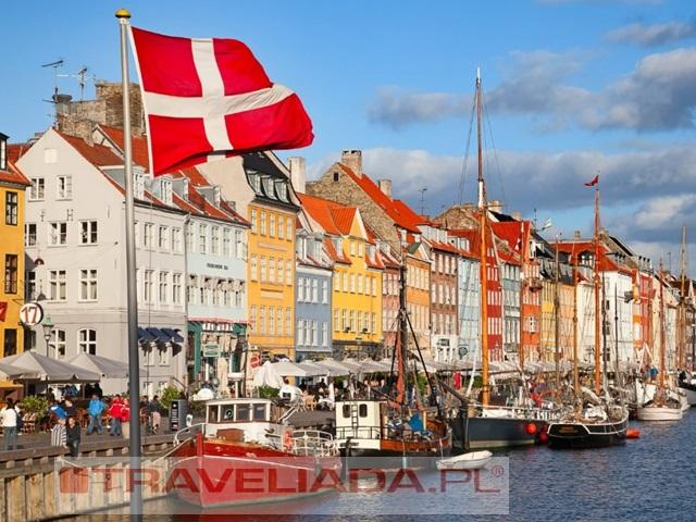 Wycieczka promem - Kopenhaga, Oslo