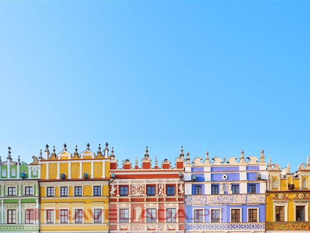 Zamki i pałace Lubelszczyny