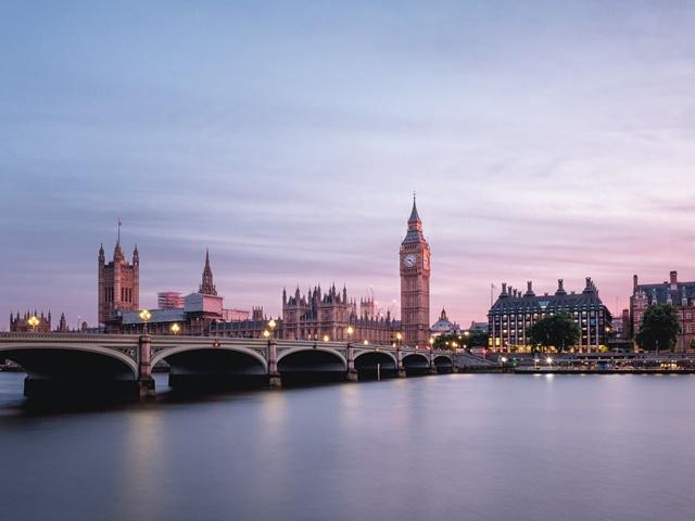 Swiateczny Londyn