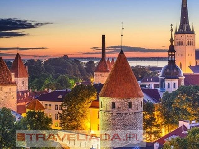 Świąteczne 3 Stolice Bałtyckie (Tallin +
