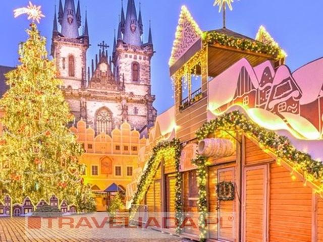 Swiateczny Weekend w Pradze