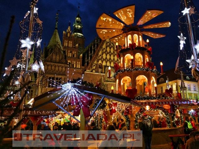 Jarmark Bożonarodzeniowy Wrocław Express