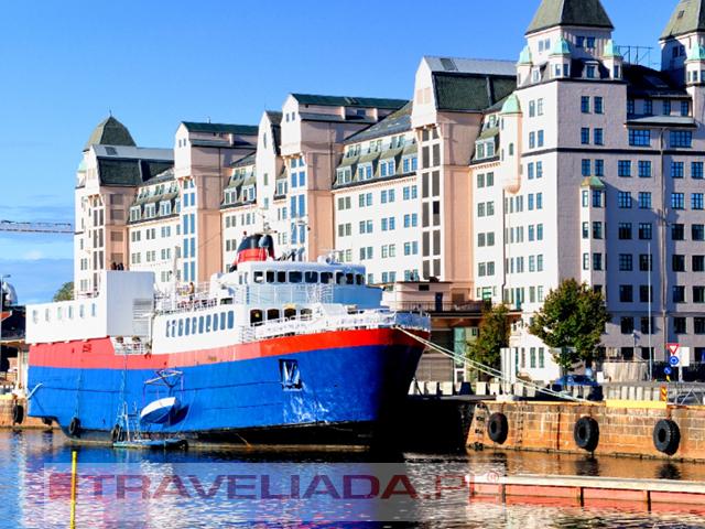 Wycieczka promem - Kopenhaga, Oslo, Stavanger, Hamburg