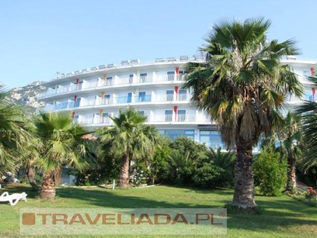 Wczasy autokarowe w Grecji - Kamena Vourla - Hotel Sissi - 14 noclegów HB
