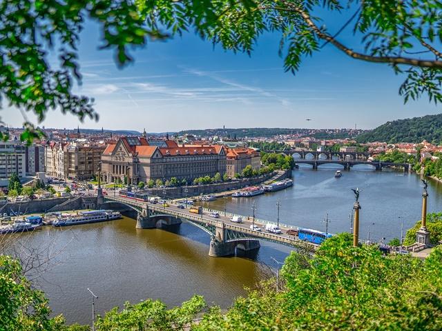 Romantyczna Praga