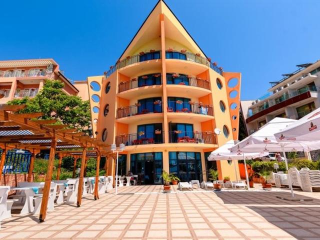 Evridika Family Hotel