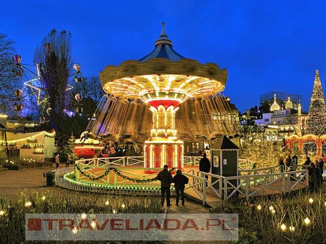 Kopenhaga + Ogrody Tivoli