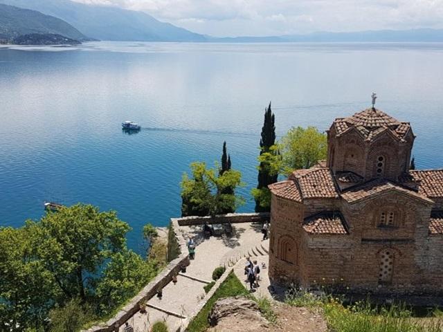 Macedońskie Perły Bałkanów - hotel LAKI  SPA