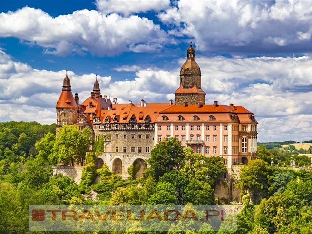 Zamki i tajemnice - Dolny Śląsk