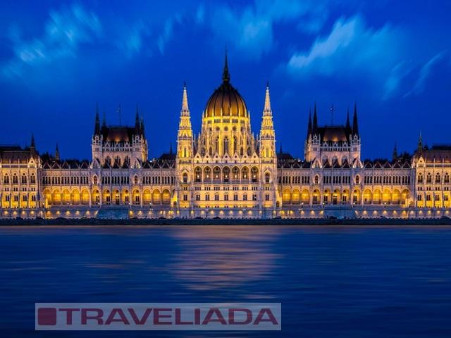 Budapeszt - Jarmark Bożonarodzeniowy