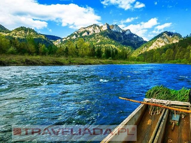 Wycieczka w Pieniny - Wysoka lub Spływ Dunajcem Express