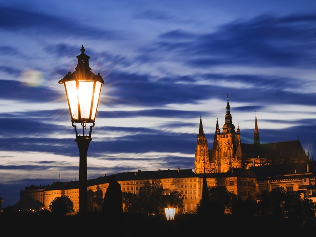 Weekend w Pradze