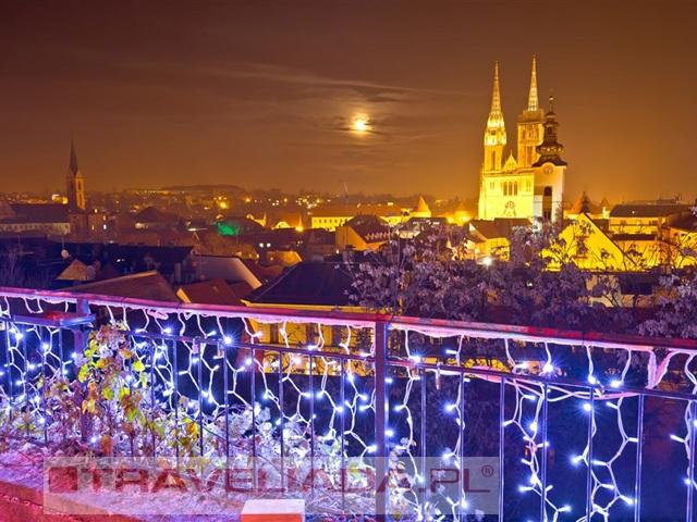 Ljubljana + Zagrzeb - Jarmark Świąteczny