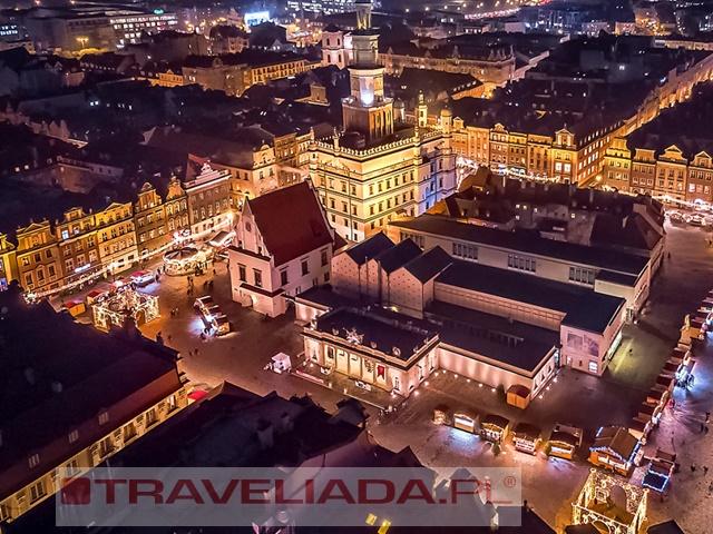 Jarmark Bożonarodzeniowy Poznań Express