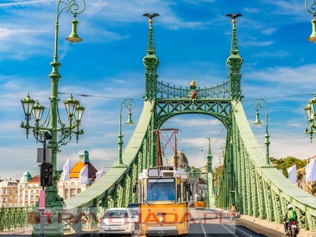 Spacerem po Budapeszcie i Szentendre HB