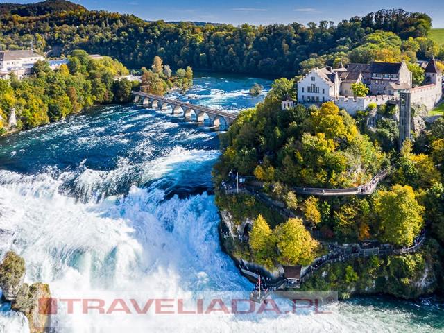 Szwajcaria na weekend - średniowieczne m