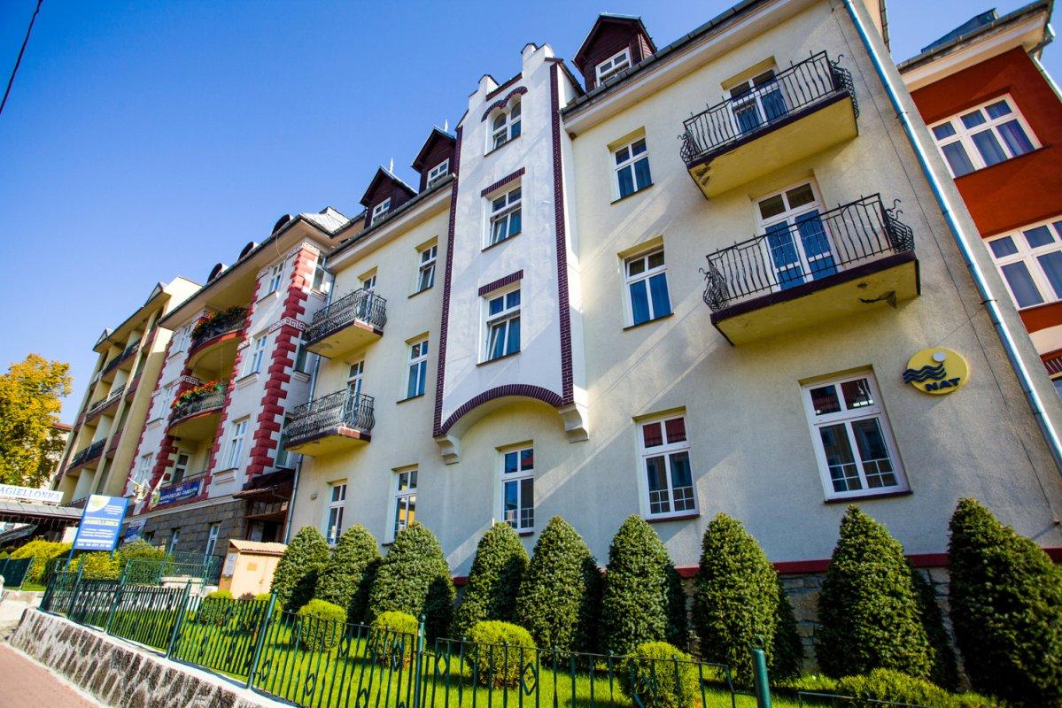 Hotel NAT Krynica Zdrój (Jagiellonka)